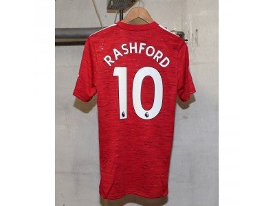 Manchester United home jersey 2020/21 - Rashford 10