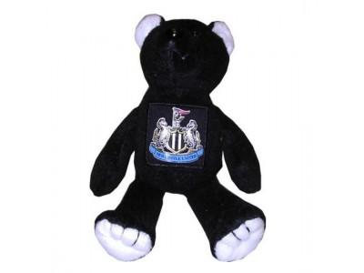 Newcastle beanie bear - black