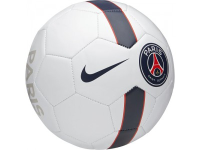 Paris SG soccer ball - white