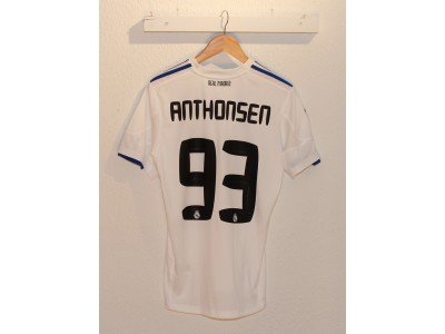 Real Madrid home jersey 2010/11 - Anthonsen 93