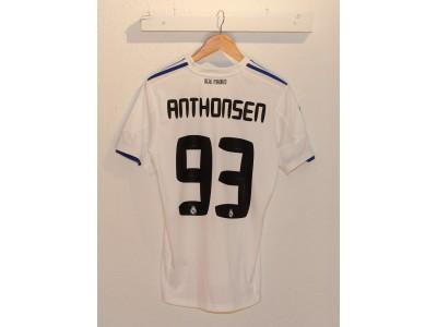 Real Madrid home jersey 2010/11 - Anthonsen 93