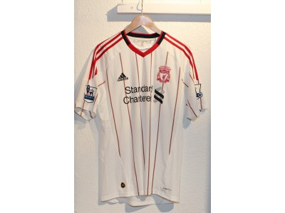 Liverpool away jersey 2010/11 - Carroll 9