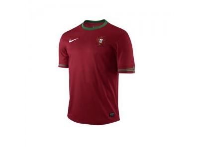 Portugal home jersey replica 2012