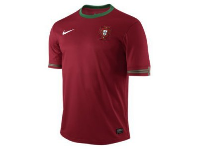 Portugal home jersey 2012/14 - youth