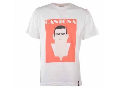 Stanley Chow Cantona T-Shirt - White