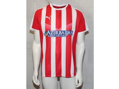 Puma Liga jersey - rojiblanco - AZ - Forlan 7