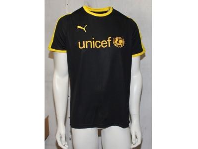 Puma Liga jersey black Unicef - Eriksen 24