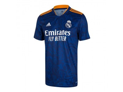 Real Madrid away jersey 2021/22 - youth - by adidas