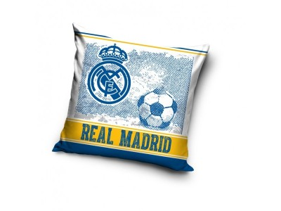 Real Madrid cushion - stripes