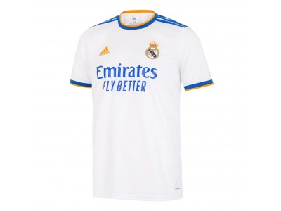 Real Madrid home jersey 2021/22 - by adidas