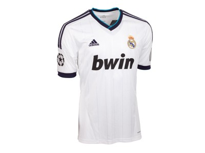 Real Madrid UCL home jersey 2012/13 - youth