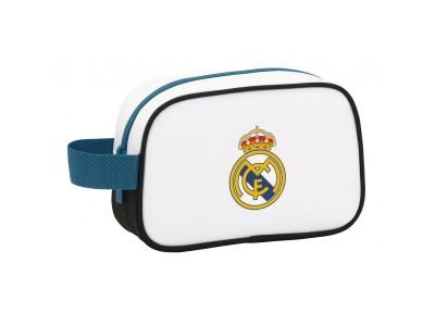 Real Madrid washbag - white - history