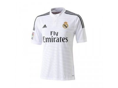 Real Madrid Home Jersey 2014/15 - Men's