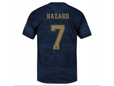 Real Madrid Away Jersey 19/20 - Youth - Hazard 7