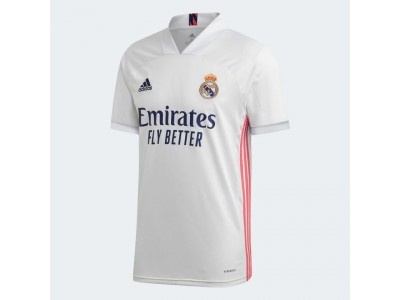 Real Madrid home jersey UCL 2020/21 - by Adidas