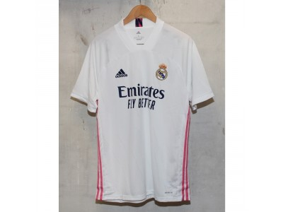 Real Madrid home jersey 2020/21 - men's
