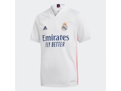Real Madrid home jersey 2020/21 -  youth - by Adidas