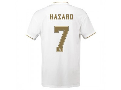 Real Madrid Home Jersey 19/20 - Youth - Hazard 7