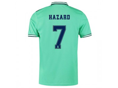 Real Madrid Third Jersey 19/20 - Hazard 7