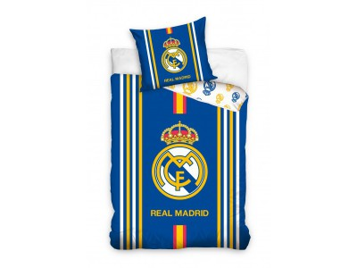 Real Madrid duvet set - blue