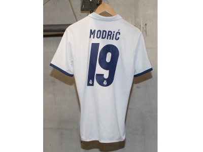 Real Madrid home jersey 2016/17 - Modric 19