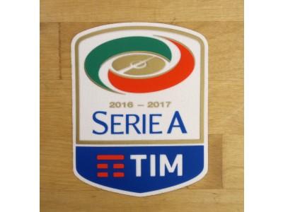 Serie A Sleeve Badge 2016-2017 - adult