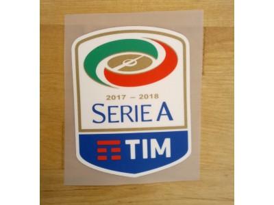 Serie A Sleeve Badge 2017-2018 - adult