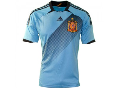 Spain Away Jersey EURO 2012 - Youth