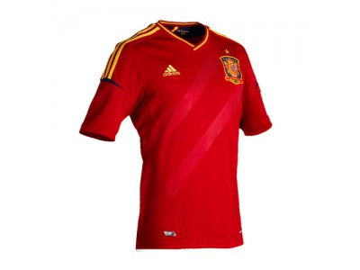 Spain home jersey EURO 2012 - youth