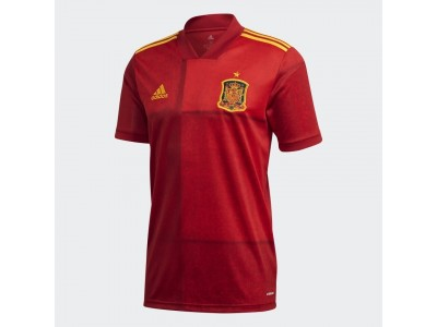 Spain home jersey 2020/22 - by adidas