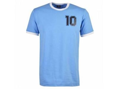Argentina No 10 Maradona T-Shirt