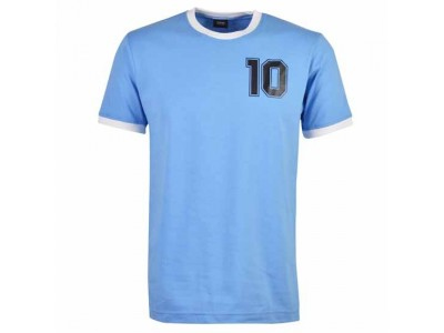 Argentina No 10 Maradona T-Shirt - by Toffs