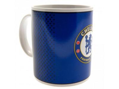 Chelsea FC mug - dots