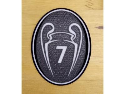 UEFA Badge of Honors BoH 7 Cups - adults