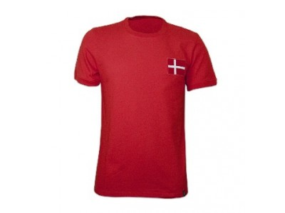 Denmark 1970's Retro Shirt