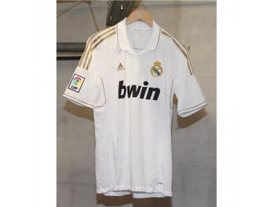 Real Madrid home jersey 2011/12 - Dahl 93
