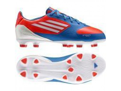 F30 FG J David Villa firm ground boots - youth - red