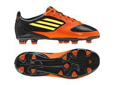 F30 FG J David Villa firm ground boots - youth - black