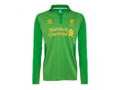 Liverpool Home Goalkeeper Long Sleeve Jersey 2013/14