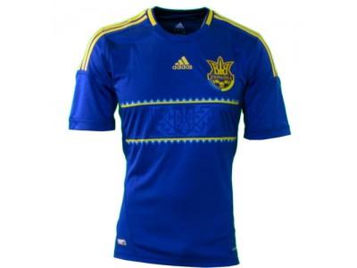 Ukraine away jersey 2012