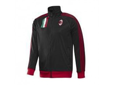 AC Milan track top 2012/13 - black - youth