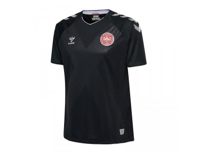 Denmark goalie jersey 2018 - youth - black
