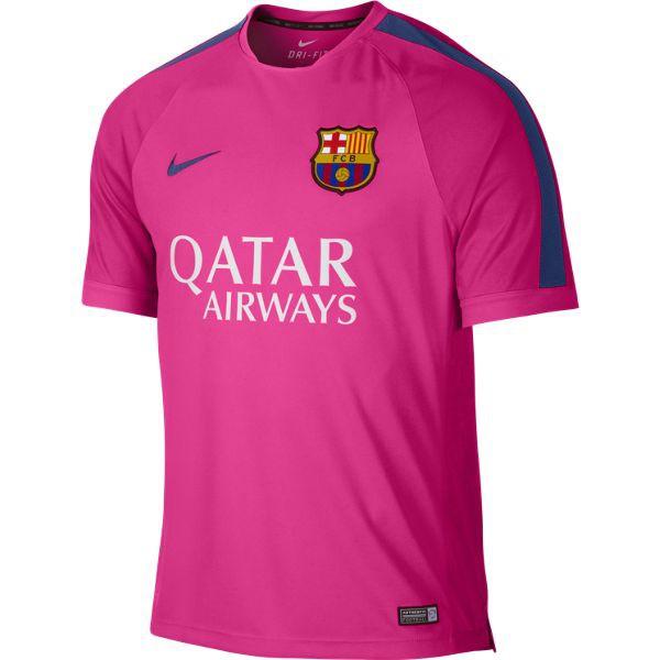 FC Barcelona Training Top 2014/15 Pink
