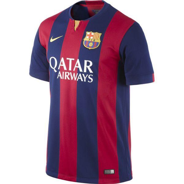 FC Barcelona home jersey 2014/15