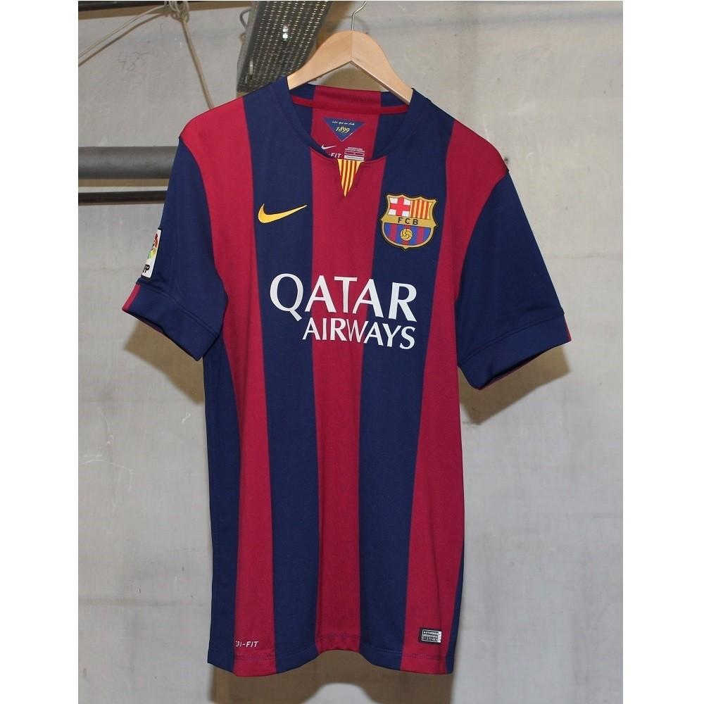 fc barcelona home jersey 2014 15 hansen 01 fc barcelona home jersey 2014 15 hansen 01