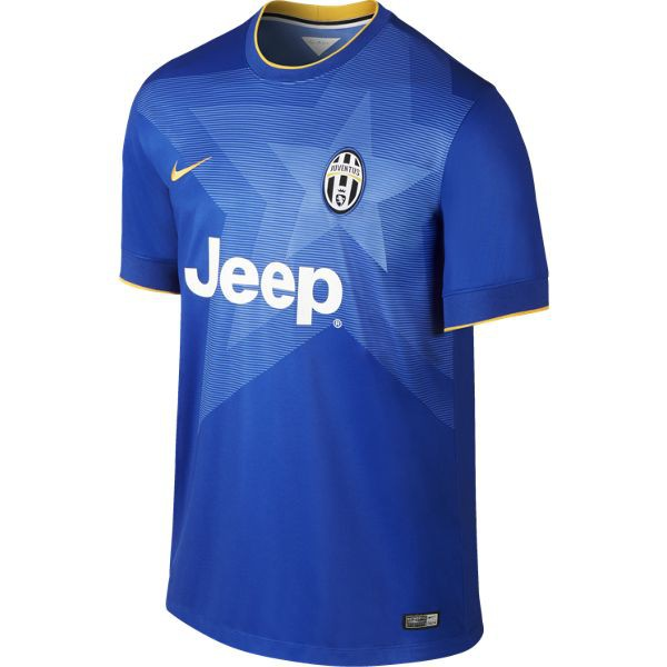 Nike Juventus Away Jersey 2014 15 Youth Short Sleeve