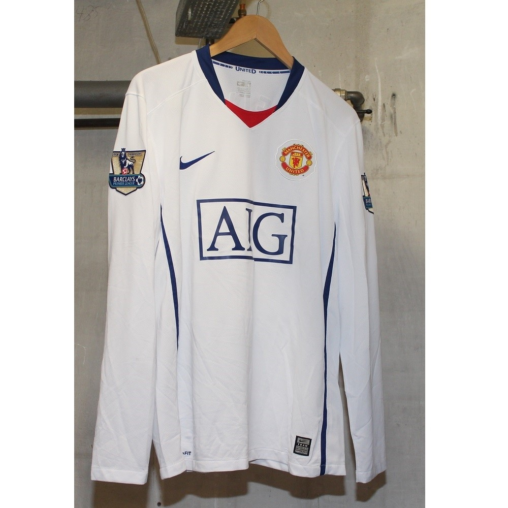 9+ Manchester United Jersey 2008