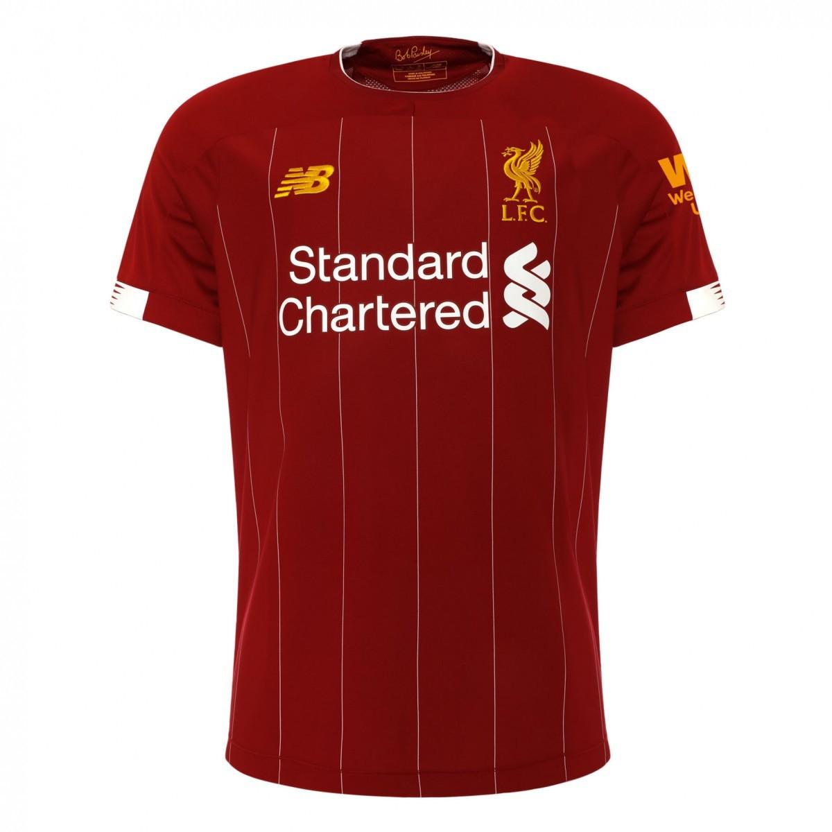Liverpool home jersey 2019/20 - men's