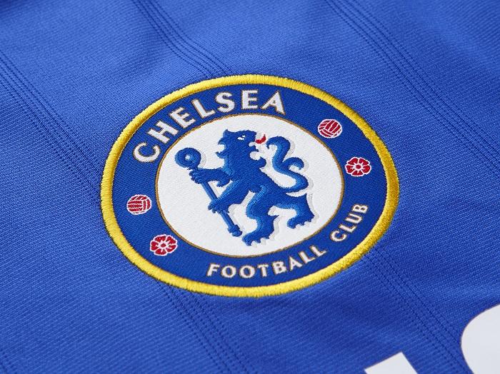 Chelsea FC  home kit club logo
