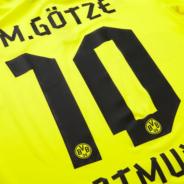 Dortmund Puma printing